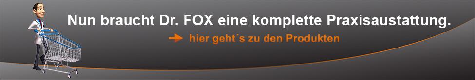 EYEFOX Produktsuche