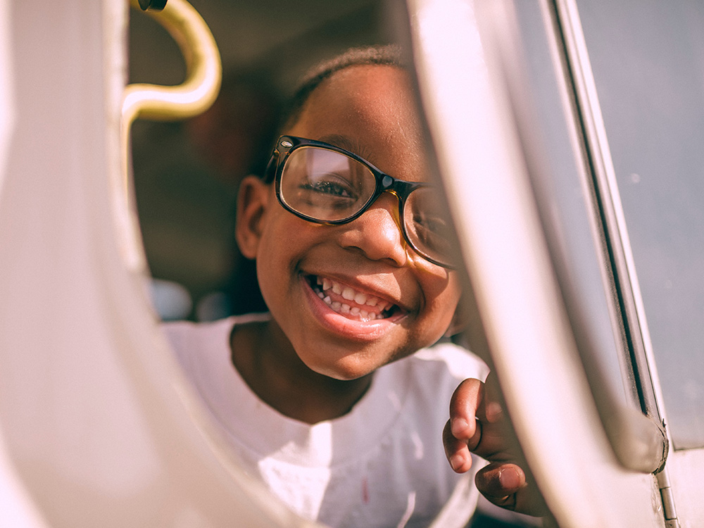 Zunahme der Kurzsichtigkeit bei Kindern entgegenwirken