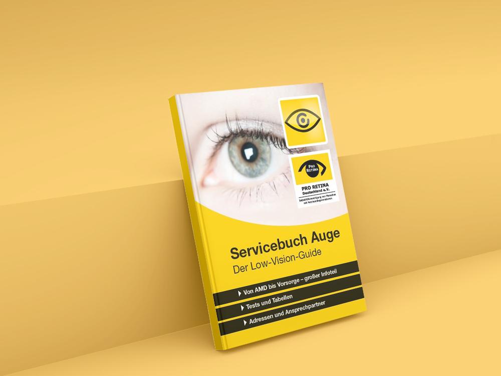Servicebuch Auge in deutschlandweiter Ausgabe auf DOG 2019 vorgestellt