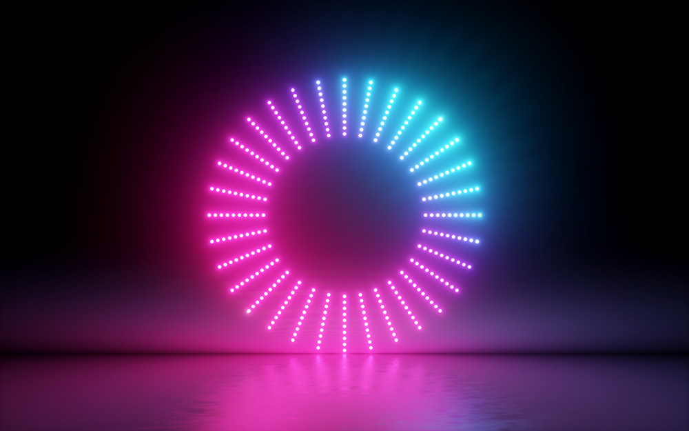 Blaues Licht - Gefahr für die Netzhaut?