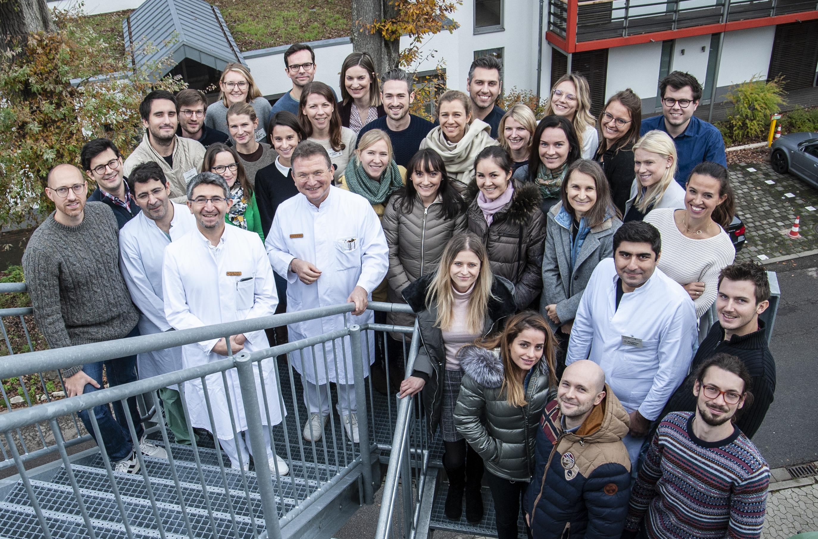 Homburger Cornea Curriculum 2019 HCC  vom 13. – 16.11.2019 in Homburg/Saar