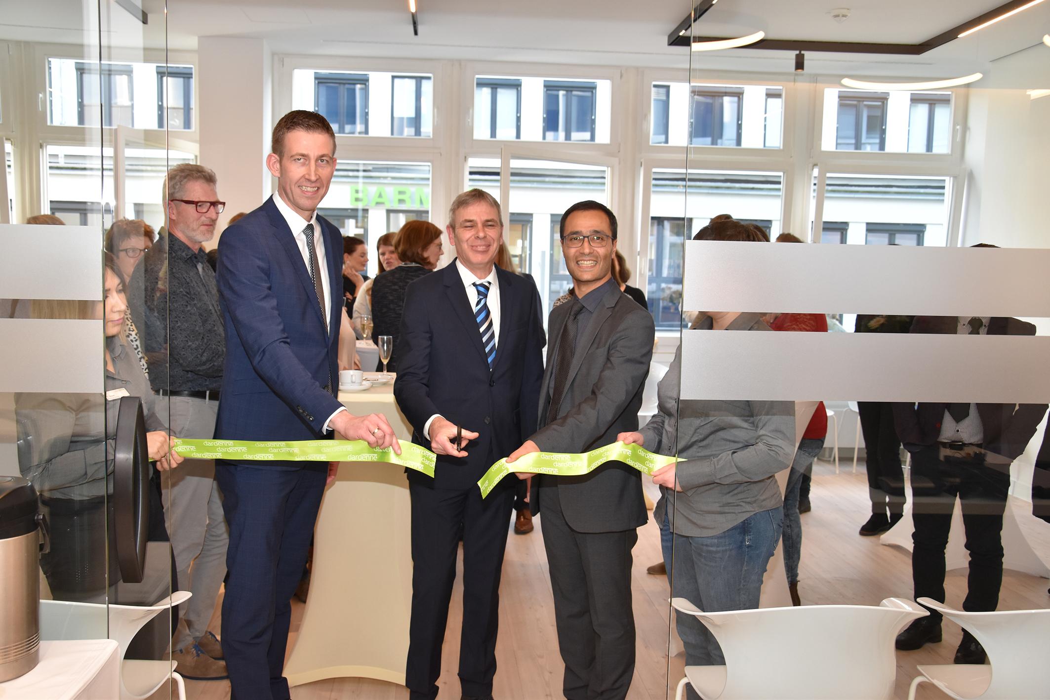Augenklinik Dardenne eröffnet Makulazentrum in Bad Godesberg