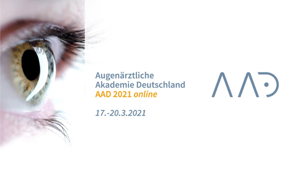 AAD-Kongress 2021 online startet heute: Bewährte Themenbreite, innovative Struktur