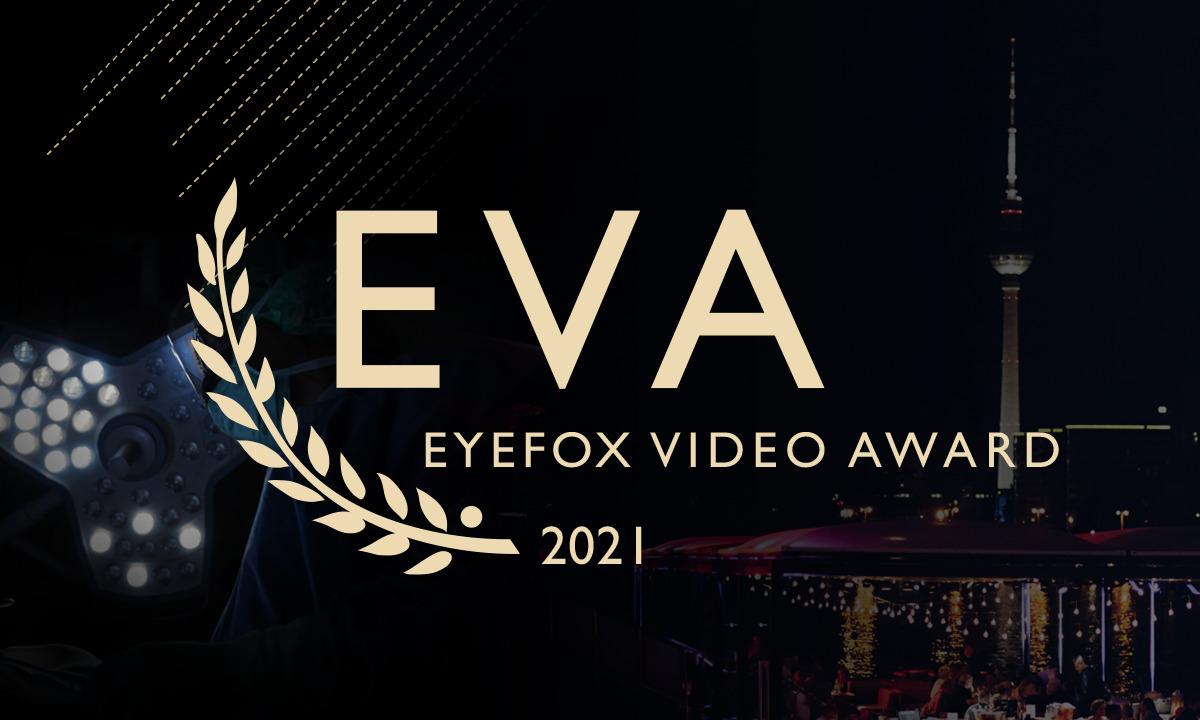 Gala, Preisverleihung & Industrieausstellung: 2. EYEFOX VIDEO AWARD in Berlin