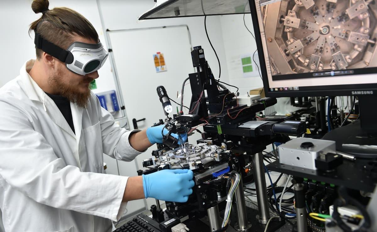 Lens-Refilling: Laser Zentrum Hannover startet neues Forschungsvorhaben