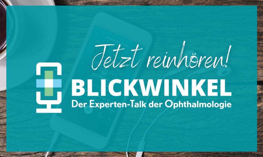 Schon gehört? Der Podcast BLICKWINKEL geht in die zweite Runde!