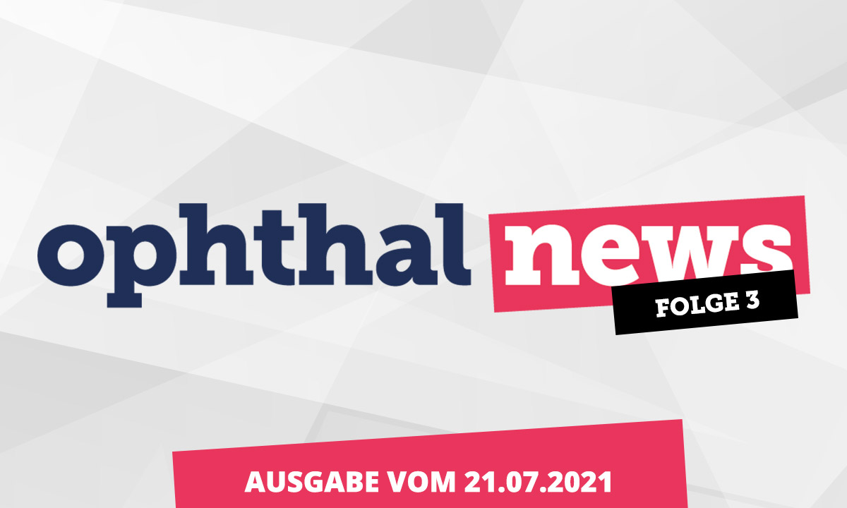Jetzt online: Die neue Ausgabe der ophthal news