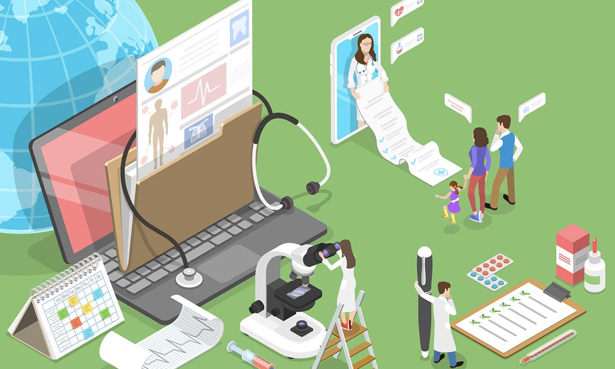 Elektronische Patientenakte (ePA) geht an den Start