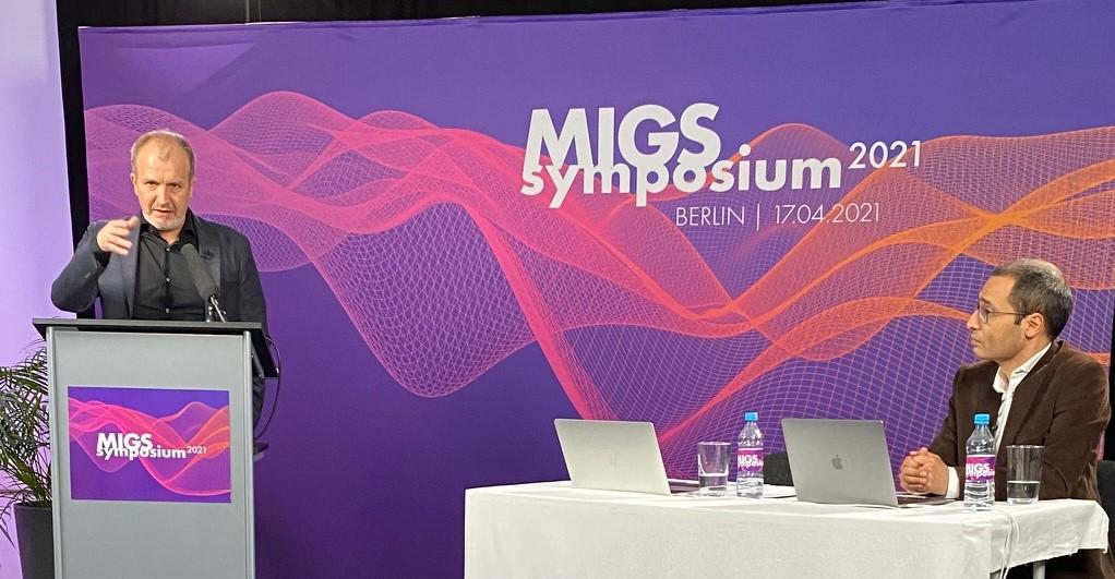 Erfolgreiche Premiere:  Über 400 Teilnehmer beim MIGS Symposium 2021