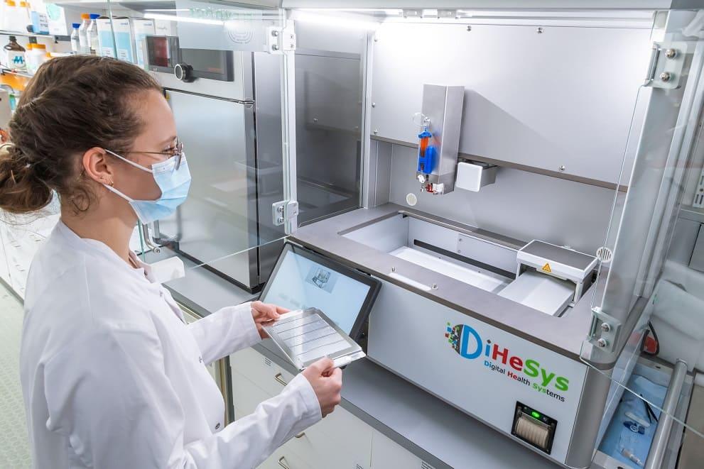 """Klinische Machbarkeitsstudie gestartet: Arzneimittel in exakter Dosierung """"drucken"""