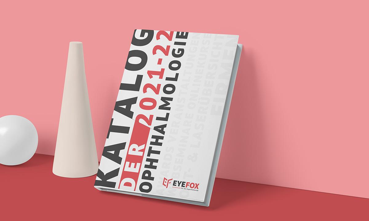 Druckfrisch: Der EYEFOX Katalog 2021/22 ist da!