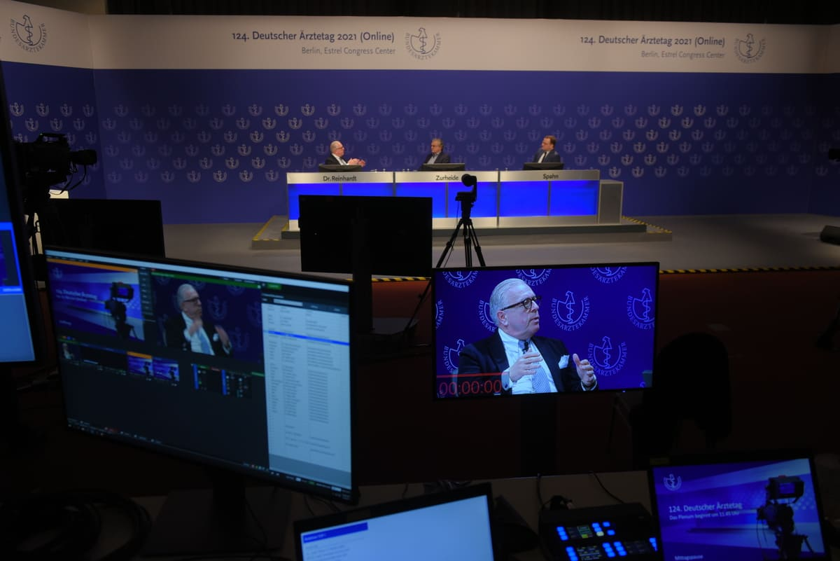 EBM und GOÄ: 124. Deutscher Ärztetag lehnt Bürgerversicherung ab
