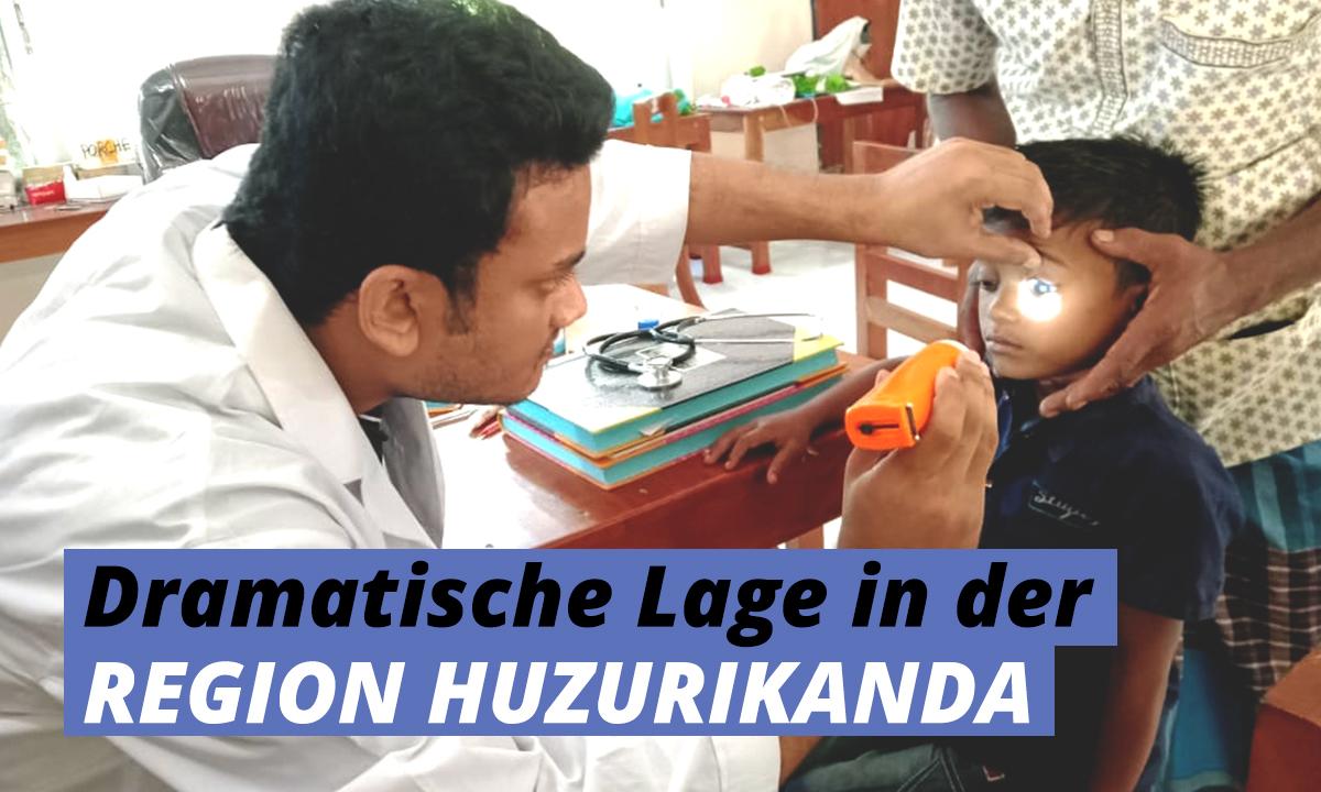 Ein Arzt für Huzurikanda: Spendenaufruf des Fördervereins Brücke Balingen-Bangladesch