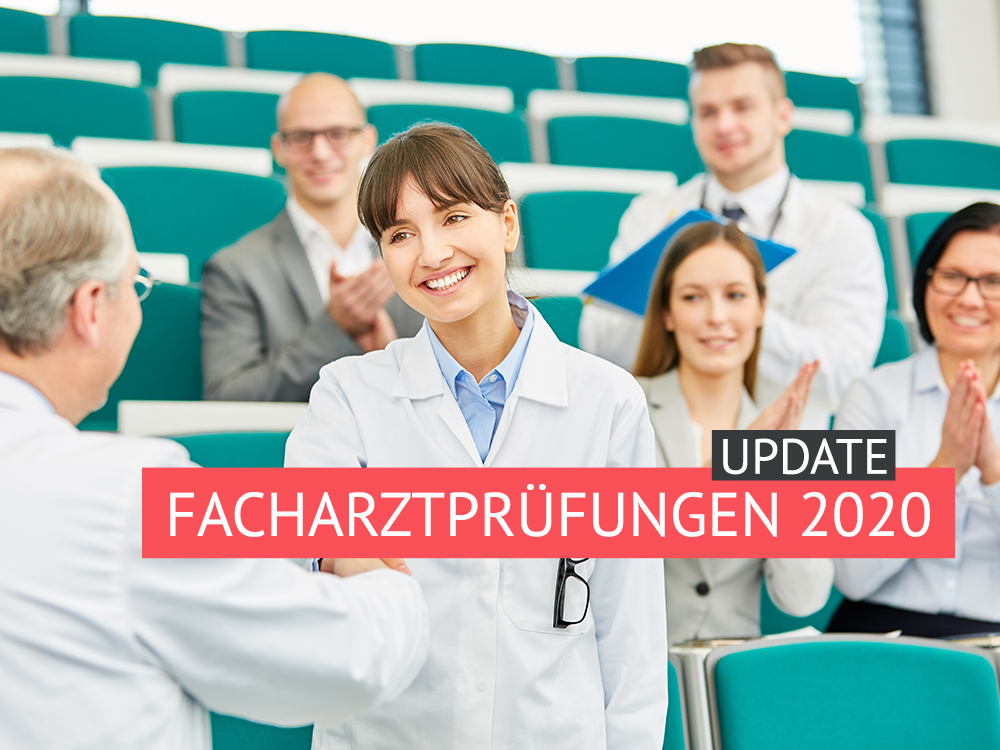 Weiterbildung zum Facharzt für Augenheilkunde / Update 2020
