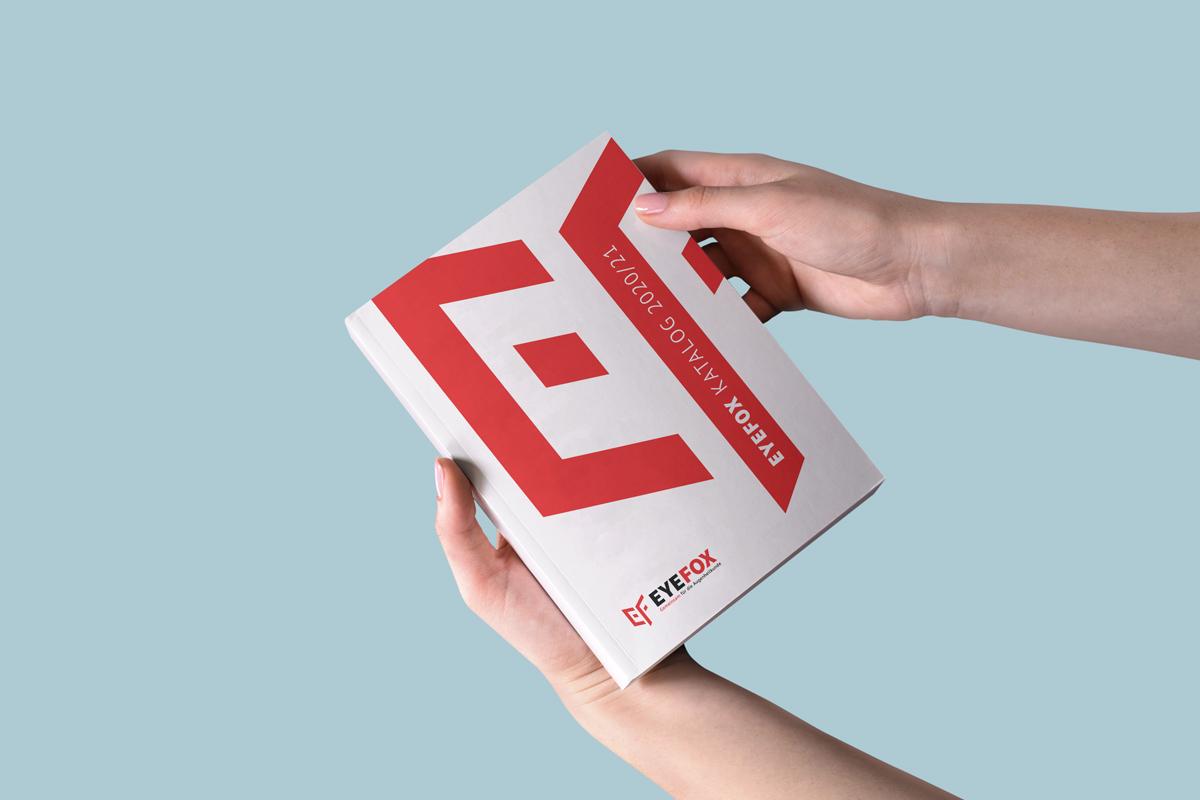Druckfrisch: der neue EYEFOX Katalog 2020/21