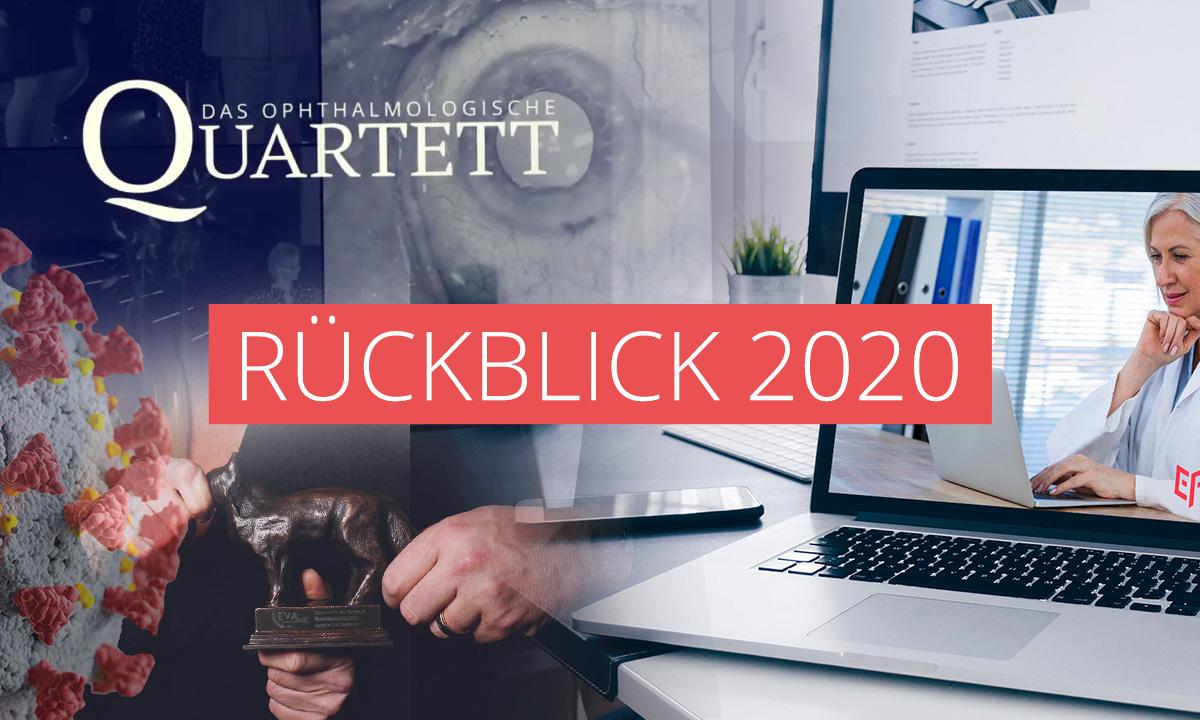 Der EYEFOX Rückblick 2020
