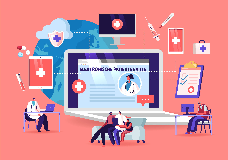 Elektronische Patientenakte kommt - Was gibt es zu beachten?