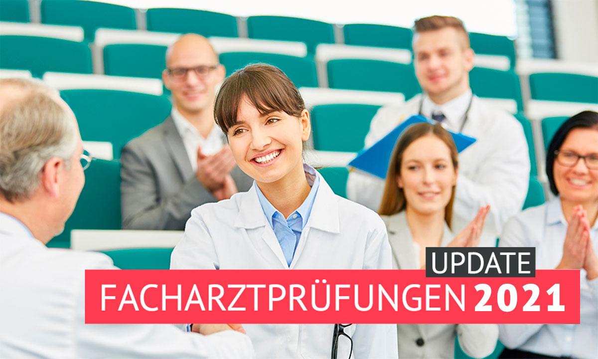 Weiterbildung zum Facharzt für Augenheilkunde / Update 2021