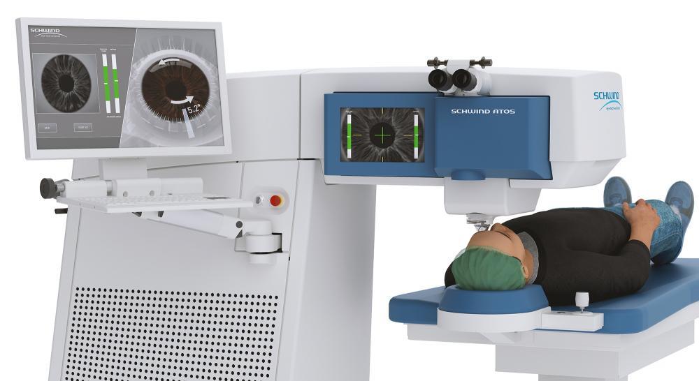 CE-Zulassung für SCHWIND ATOS® und SmartSight