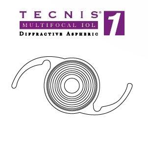 TECNIS 1-PIECE MULTIFOKAL ZMB00