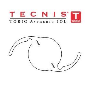 TECNIS 1-PIECE TORIC ZCT