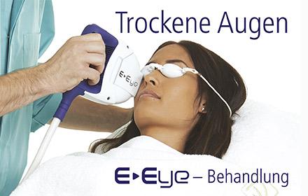 E-Eye – Die Führende Technologie zur Behandlung des trockenen Auges
