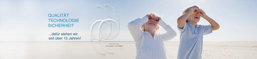 Aivimed Header für Partnerindex auf Eyefox.com