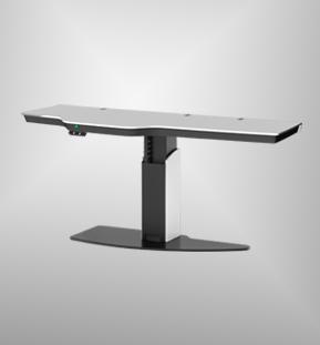 Instrumenten- und Gerätetisch Exclusiv von Block Optic Ltd.