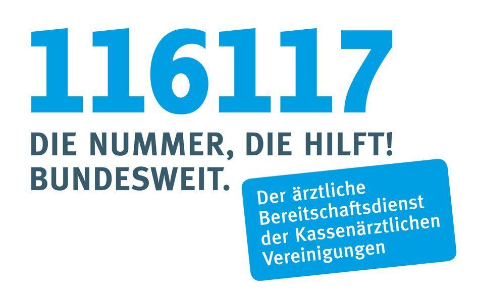 Die neue 116117: Bereitschaftsdienst und TSS unter einem Dach