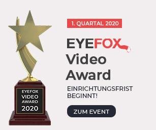 Eyefox Award Event Details