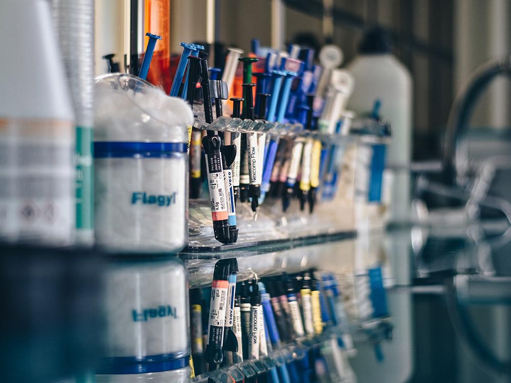 Medizinprodukte – Arbeitsschritte bei der Aufbereitung von Instrumenten