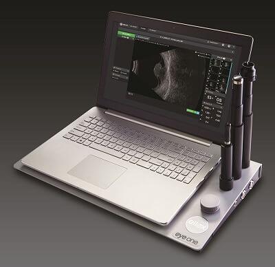ellex - Ultraschall der nächsten Generation - EyeOne