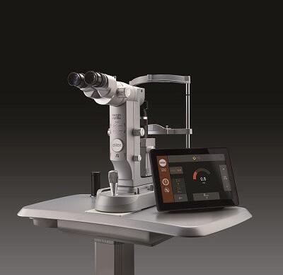 Firmenindex von ellex Deutschland - Ein fortschrittlicher Laser - Tango Reflex - SLT,YAG,LFR, Laser-Vitreolyse