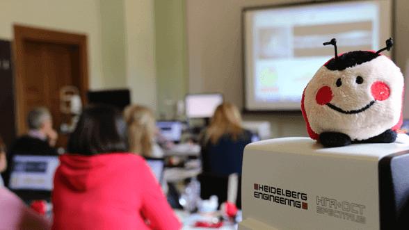 Heidelberg Engineering Academy Fortbildungsprogramm 2017