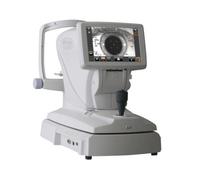 CT-800 Non Contact Tonometer von Topcon