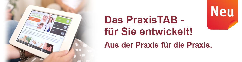 Das Mayer Wagenfeld PraxisTab für die Augenheilkunde