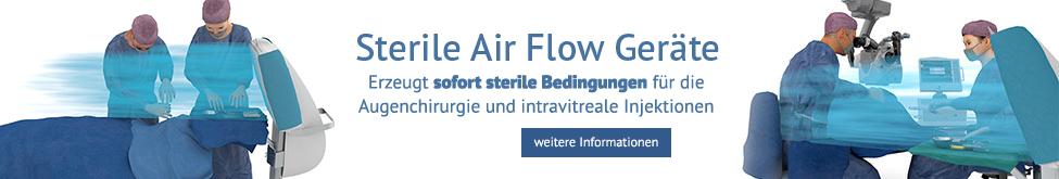 Operio mobiler Laminar Air Flow