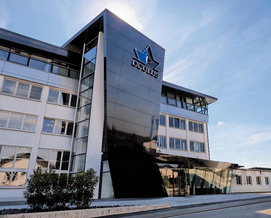 OCULUS Optikgeräte GmbH Headquater