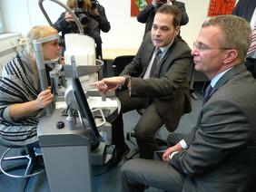 Bild Navilas - Wirtschaftsminister zu Besuch bei OD-OS