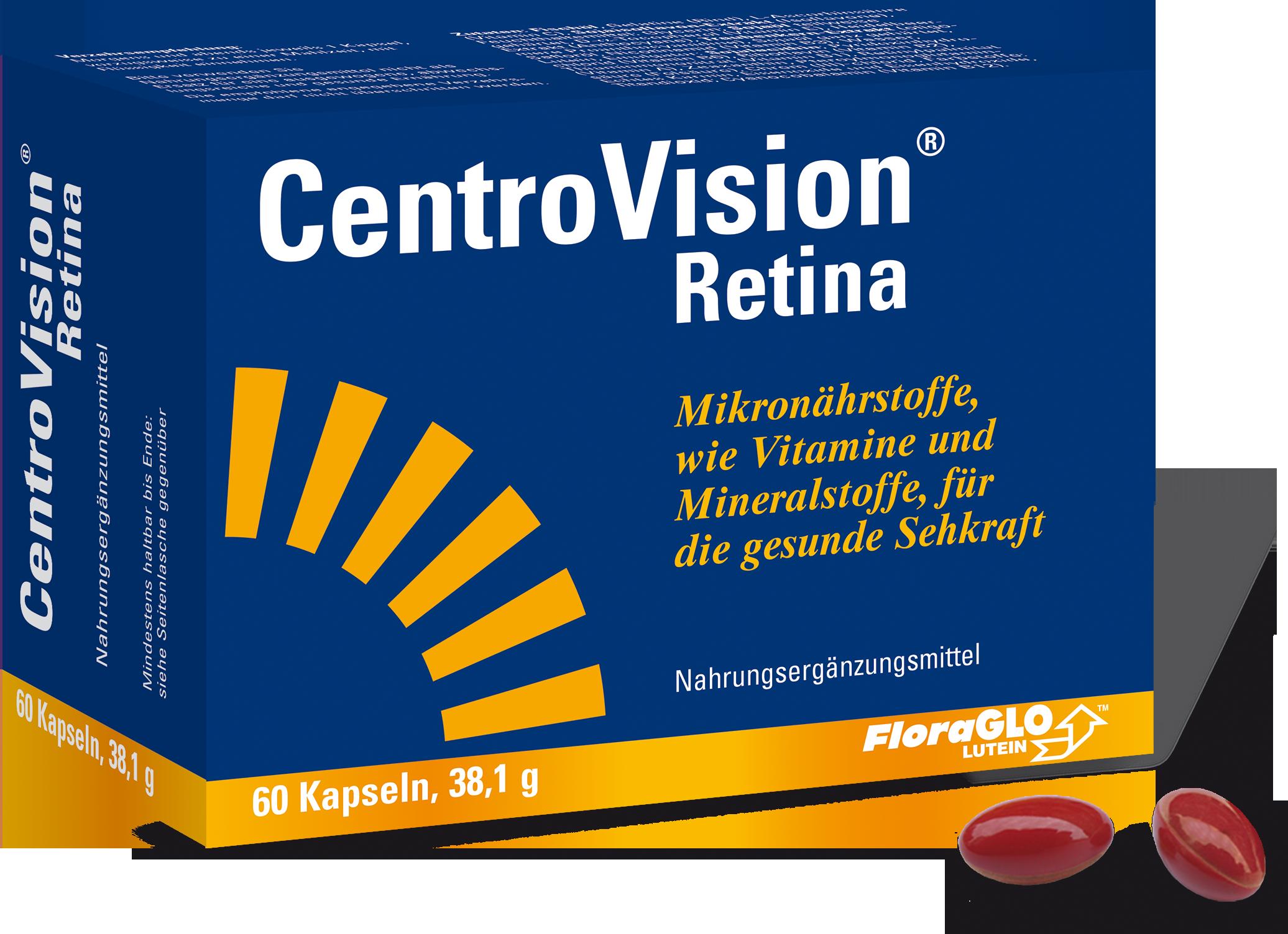 CentroVision Retina - 60 Stueck