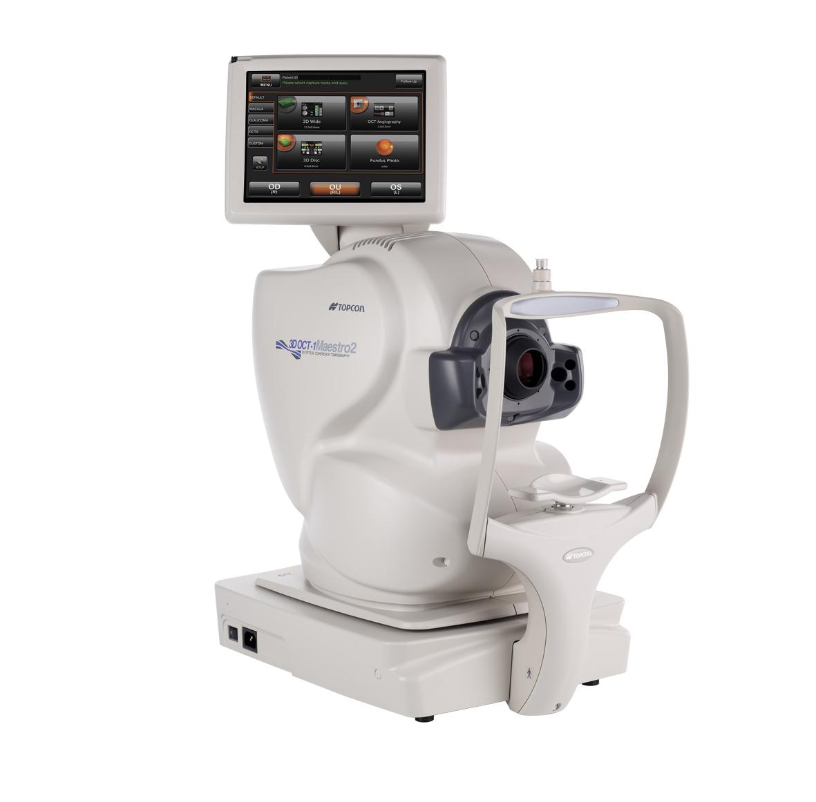 3D OCT-1 Typ:  Maestro2