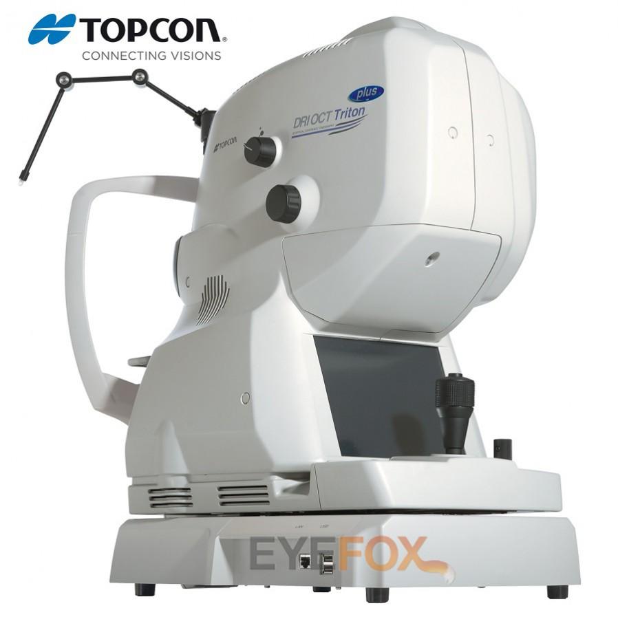 DRI OCT Triton das Swept-Source-OCT