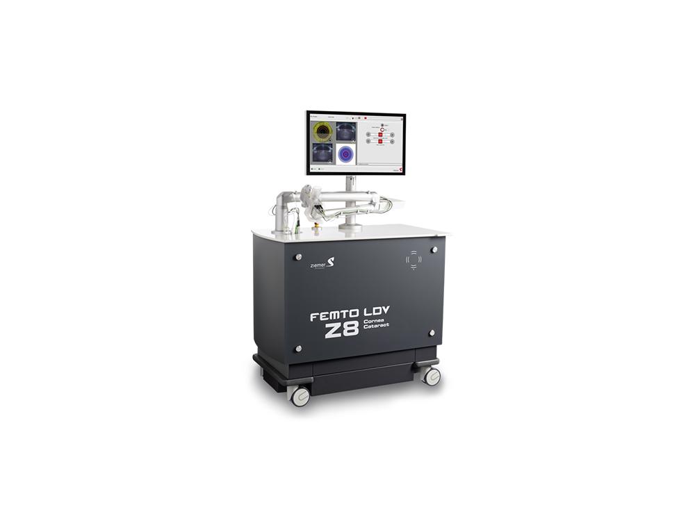1000. Ziemer FEMTO LDV Laser | Ziemer auf der DOG 2019 - Stand 244