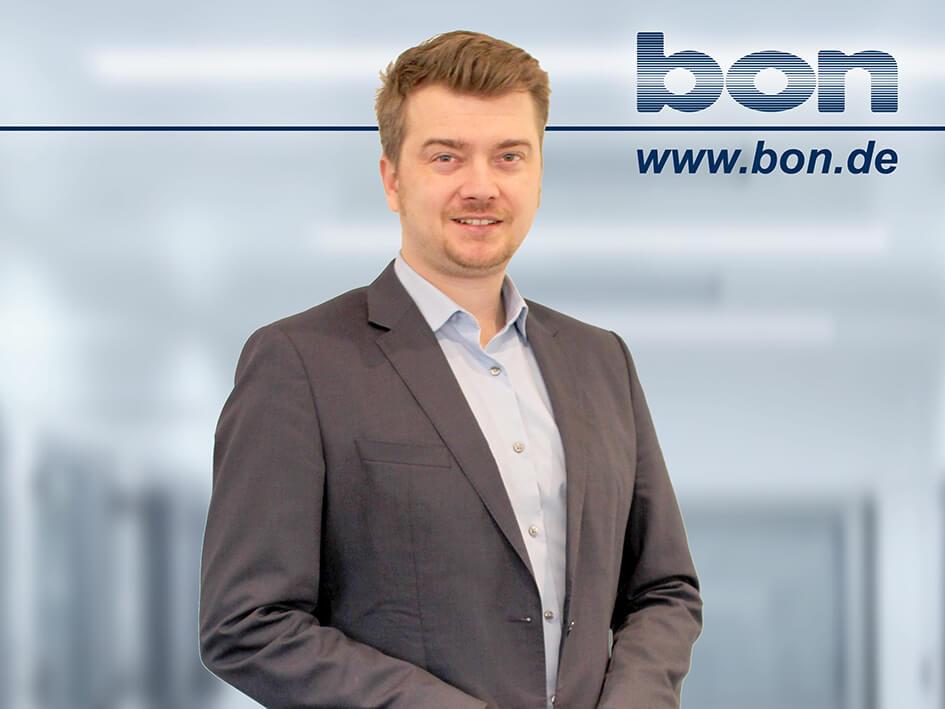 Bild Neuer Vertriebsleiter bei bon Optic in Lübeck - Hannes Claußnitzer