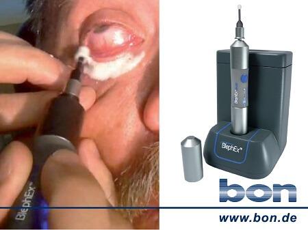 bon Optic professionelle Lidreinigung gegen Blepharitis