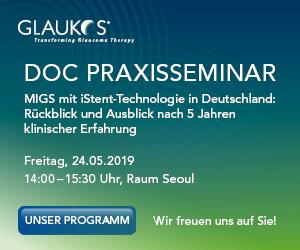Glaukos DOC Praxisseminar