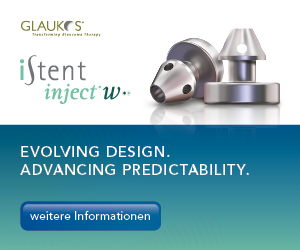 Regtangel Glaukos IStens inject